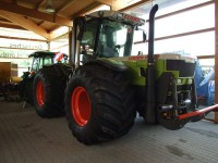 Claas Xerion2500
