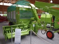 Claas Rapido (Typ 218)