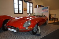 Jaguar E Type 3,8 Liter Roadster