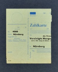 """Notizbuch mit Adressteil  Provenance/Rights:  Gustav Mesmer Stiftung (CC BY-NC-SA)"