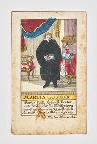 "Andachtsbild: ""Martin Luther"""