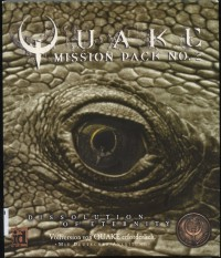 Quake : Mission Pack No. 2 - Dissolution of Eternity