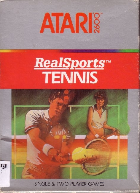 RealSports Tennis (Computerspielemuseum Berlin CC BY-NC-SA)