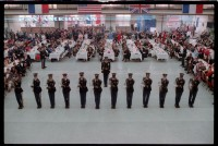 Fotografie: Allied Noncommissioned Officers` Ball im Flughafen ...