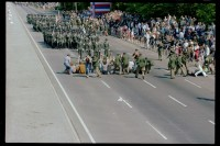 Fotografie: Allied Forces Day Parade in Berlin-Tiergarten