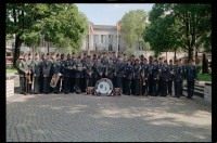 Fotografie: 298th U.S. Army Band in den Lucius D. Clay Headquarters ...