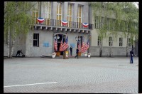 Fotografie: Umbenennung der U.S. Headquarters Berlin Brigade in ...