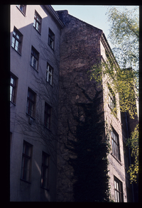 Diapositive: Wrangelstr. 57, 1983
