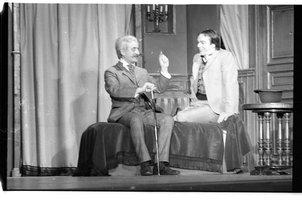 Kleinbildnegativ: Hansa Theater, 1974