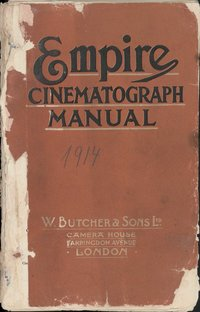 Empire Cinematograph Manual (1914)