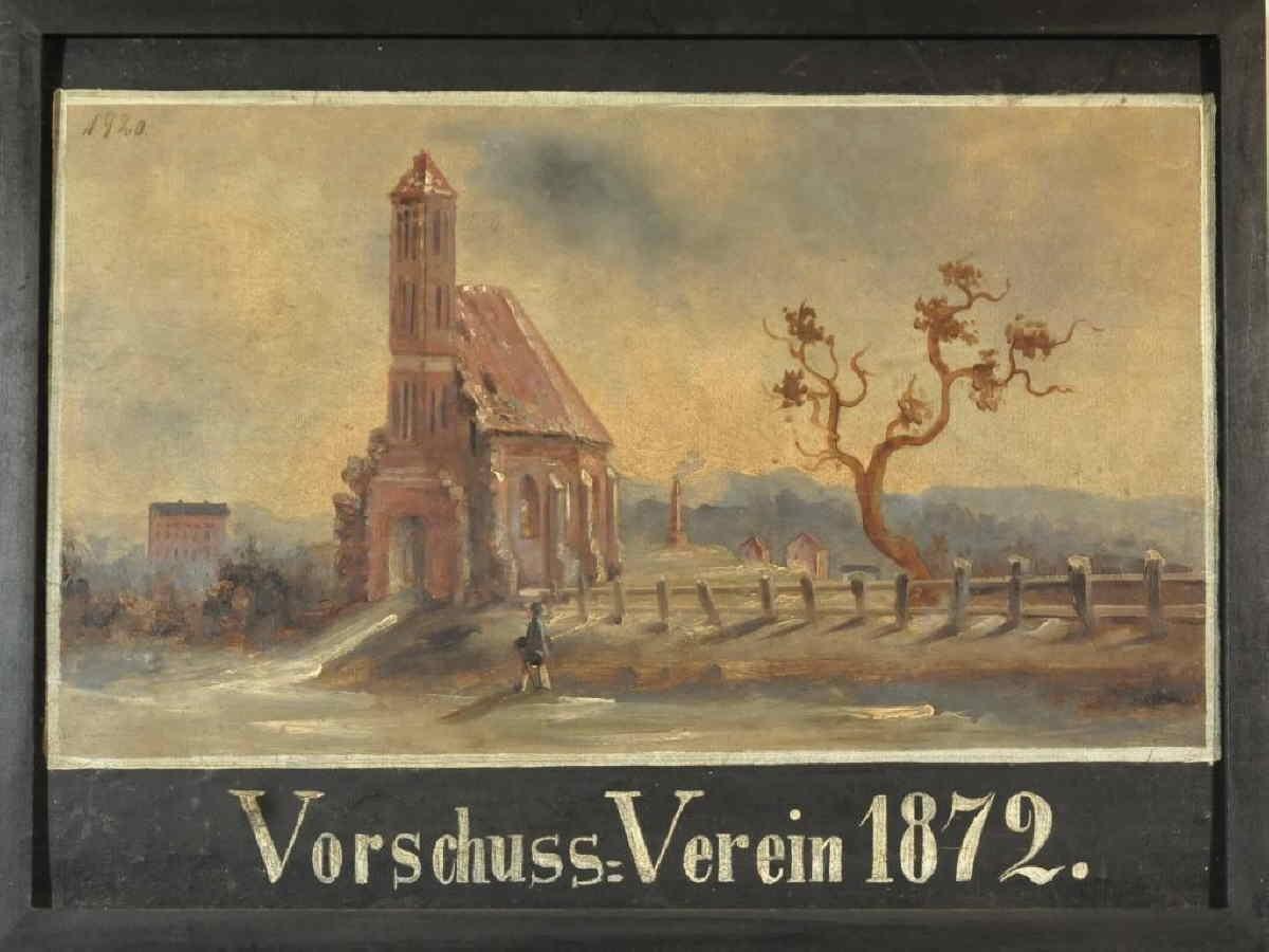 Vorschuss-Verein 1872: \