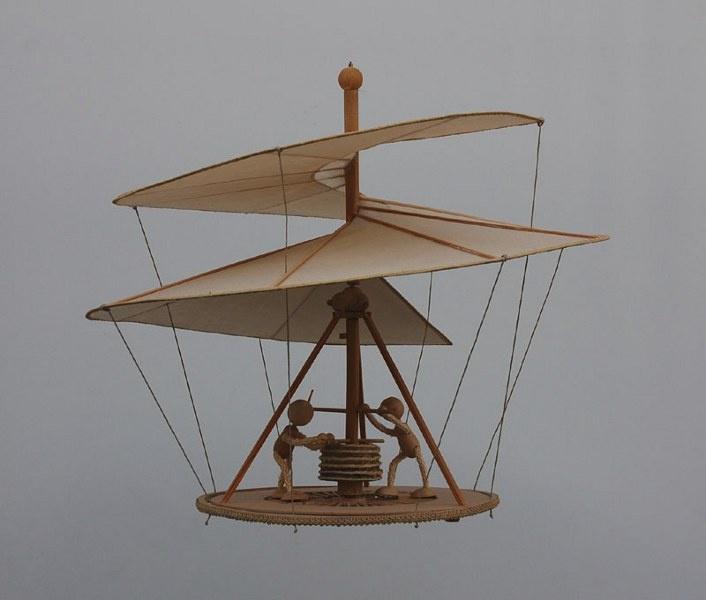 Leonardo Da Vinci Fluggeräte