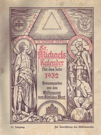 St. Michaels Kalender 1932