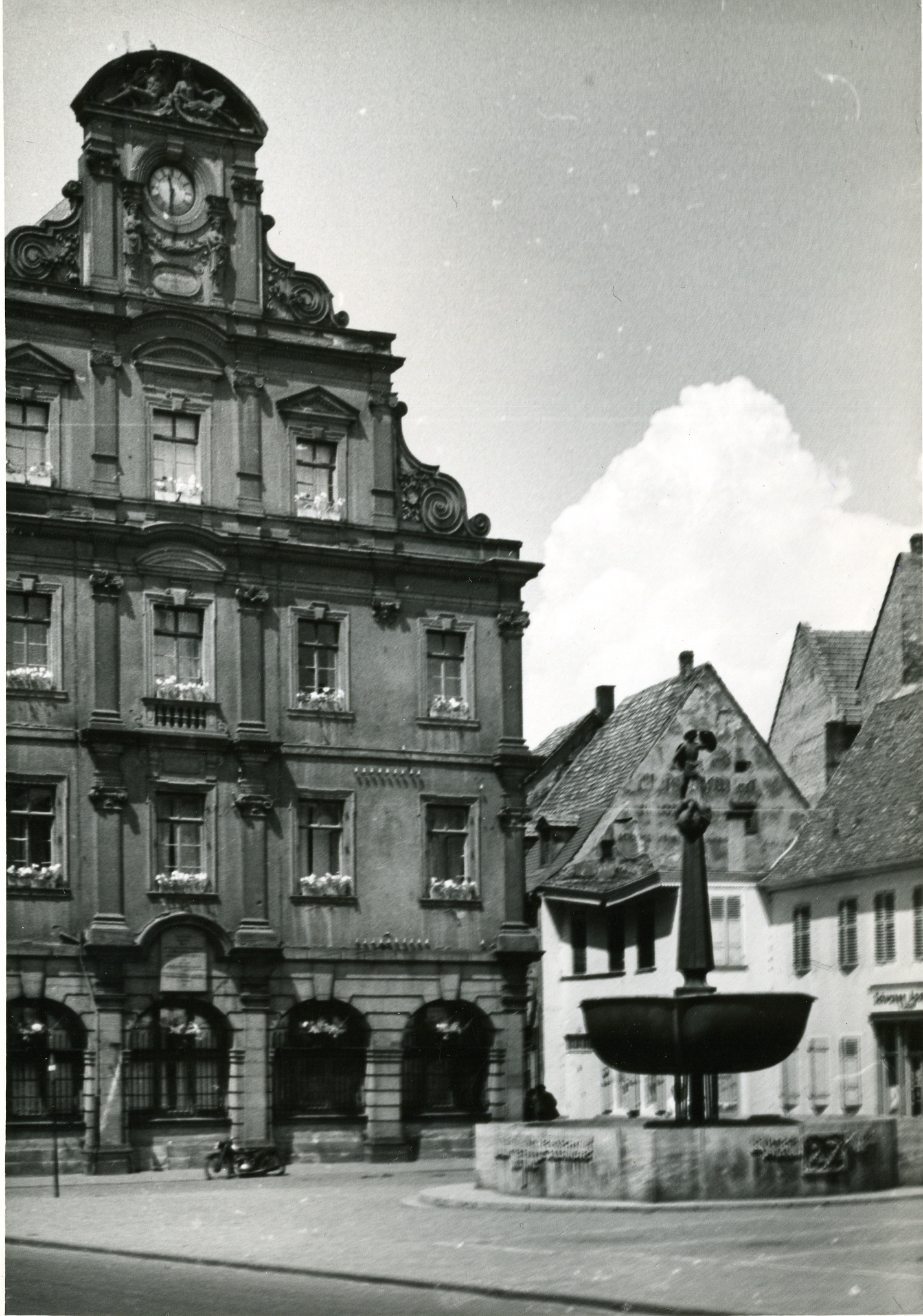 Fotografie Maximilianstraße Alte Münze Vi Historisches Museum