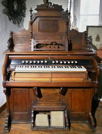 Reed Organ, Packard