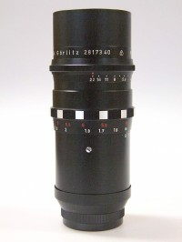 "Fotoobjektiv ""Meyer-Optik Primotar 3,5/135"""