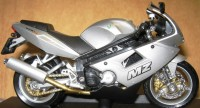 """MZ 1000 S als Modell 1:18 in Farbe Silber  Provenance/Rights:  Fahrzeugmuseum Staßfurt (CC BY-NC-SA)"