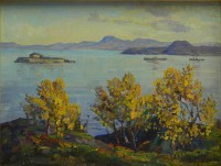 Am Fjord, 1940