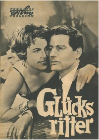 "Progress Filmprogramm 83/57 ""Glücksritter"""