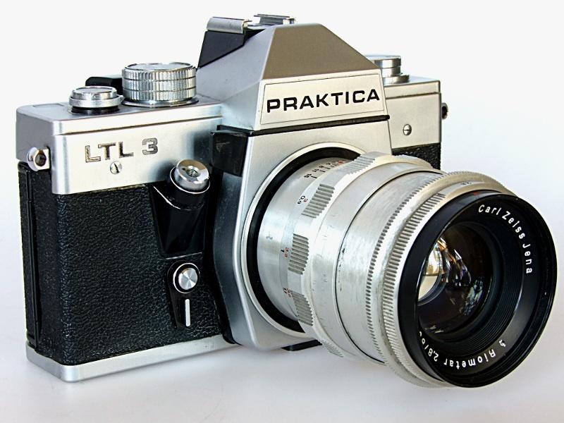 Praktica ltl mm slr film camera body tested picclick