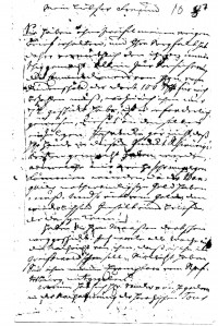 Brief J. J. Spaldings an J.W.L. Gleim vom 20.08.1747