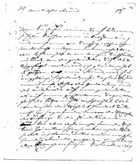 Brief J. J. Spaldings an J.W.L. Gleim vom 22.05.1748