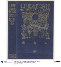 Line & Form. By Walter Crane