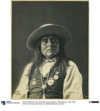 Josh Chief San Carlos Apaches 1898