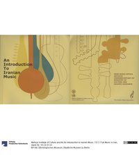 An Introduction to Iranian Music. CD 2. Folk Music in Iran
